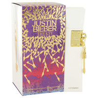 The Key By Justin Bieber Eau De Parfum Spray 3.4 Oz