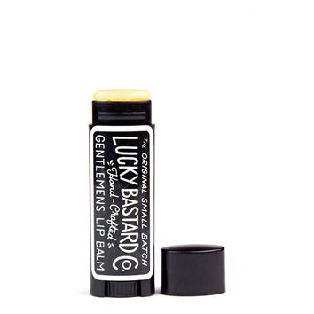 Lucky Bastard Gentlemens Lip Balm - The Tube