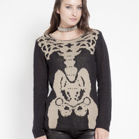 X-RAY SWEATER