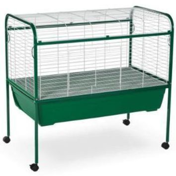 Prevue 520 Small Animal Cage 40x22x37 Jumbo W-Stand