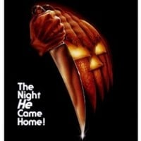 Halloween Movie Poster (27 x 40 Inches - 69cm x 102cm) (1978) -(Jamie Lee Curtis)(Donald Pleasence)(Nancy Loomis)(P.J. Soles)(Charles Cyphers)(Kyle Richards)