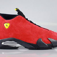 Air Jordan 14 XIV Men's Ferrari