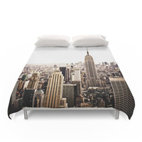 Society6 New York City Skyline Duvet Covers