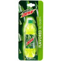 Mountain Dew Flavored Soda Bottle Lip Balm