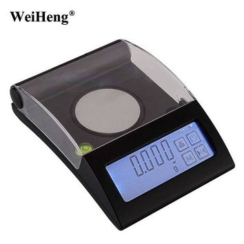 DCCKFS2 100g 0.001g High Precision Lab Digital Milligram / Gram jewelry Diamond Gold Scale 0.001 electronic Laboratory Weighing Balance
