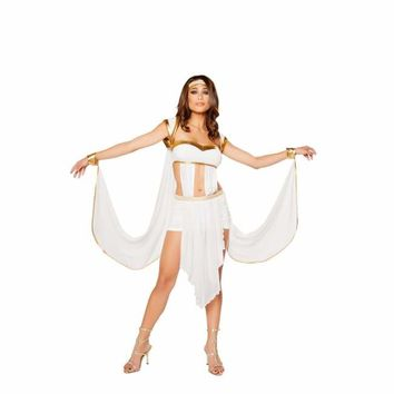 2pc Queen of Olympus Costume Set