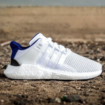 ADIDAS ORIGINALS EQT SUPPORT 93/17 - WHITE/NAVY/BLACK