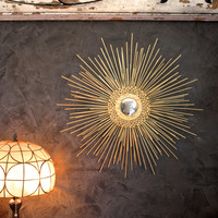 27in  Starburst / Sunburst Mirror #1017