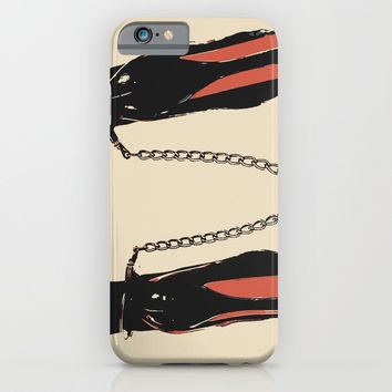Dirty Girls, dirty play, dirty toys 3 iPhone & iPod Case by Casemiro Arts - Peter Reiss
