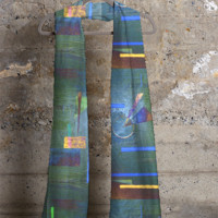 Blue Green Earth Cashmere