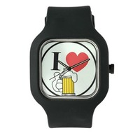I Love Beer Watch> Dat watch place