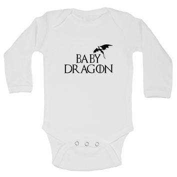 Baby Dragon Funny Kids Onesuit