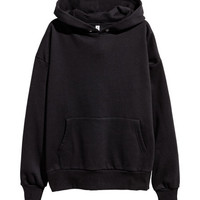 Oversized Hooded Sweatshirt - from H&M