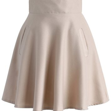 Ought to Be A Nude Skater Skirt