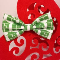 Home stuck Handmade Hair Bow Clip