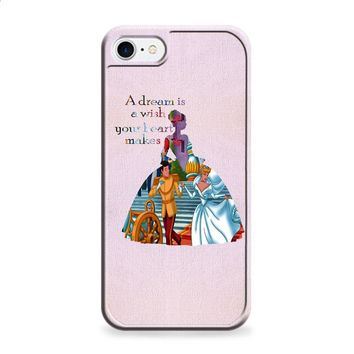 Cinderella Quote Disney 1 iPhone 6 | iPhone 6S case