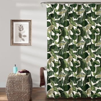 Pineapple Passion Shower Curtain
