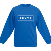Trxye Jumper Troye Sivan EP Logo Printed Crew Neck Trendy Fashion Unisex Sweatshirts Jumper Hoodies For Men And Women