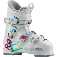 Rossignol Fun Girl J3 Ski Boot - Girls' White,