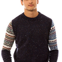 The Strix Sweater in Navy