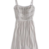 AEO Women's Beaded Corset Dress