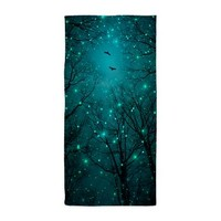 Silently One By Infinite Stars Beach Towel> Beach / Pool / Bath Towels> soaring anchor designs