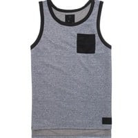 On The Byas Miles Athletic Pocket Tank Top - Mens Tee