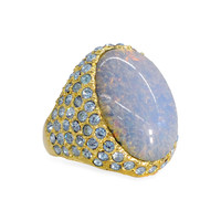 Kenneth Jay Lane Opal Destiny Ring