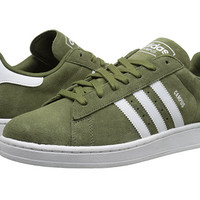 adidas Originals Campus 2 Olive Cargo/White/Olive Cargo - Zappos.com Free Shipping BOTH Ways
