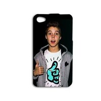 Cute Matt Espinosa Thumbs Up iPhone Case Phone Cover Cool Black Funny Cool