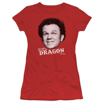 Step Brothers Juniors T-Shirt Dragon Red Tee