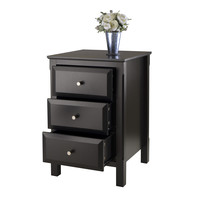 Timmy Accent Table, Black