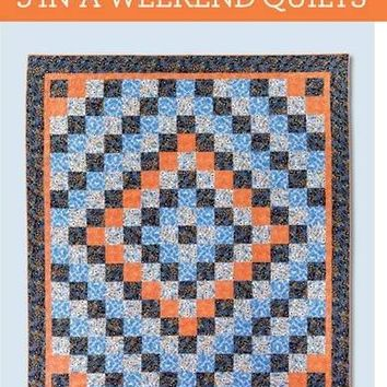 5 In-a-Weekend Quilts Quilt Essentials