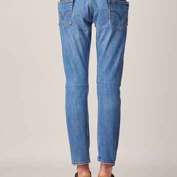Totokaelo - Vetements Blue Slim High Waisted Jeans - $1,450.00