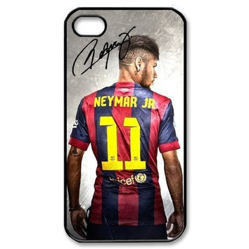 The Football Team Neymar Da Silva Numer 11 Case Cover For Iphone 4 4s 5 5s 5c 6 6s 6plus 6s plus