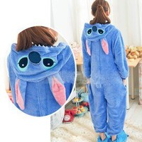 Kigurumi Fancy Hoodie Animal Unisex Costume Pajamas FSSY252 (need extra$7 for express shipping from Fashion4you