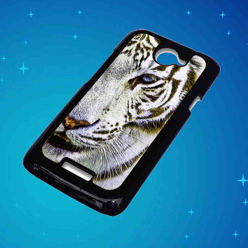 Blue Eyed Tiger For Samsung Galaxy S5 Case ***