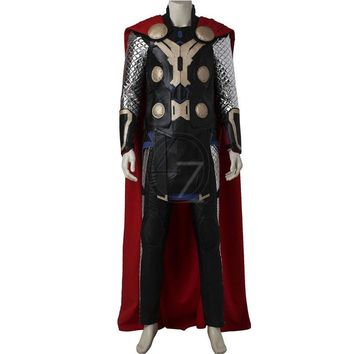 Avengers Age Of Ultron Thor Cosplay Costume Full Set Custom Made