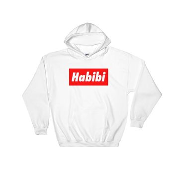 Habibi Supreme Hooded Sweatshirt