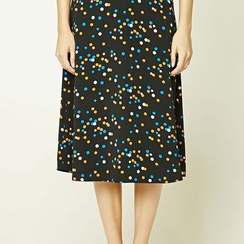 Contemporary Midi Skirt