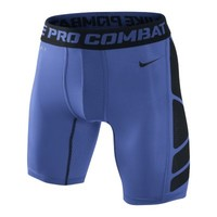 Nike Pro Combat Hypercool 2.0 Compression Men's Shorts - Game Royal