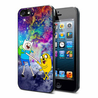 Adventure Time BMO Jake and Finn Nebula new 451K - iPhone Case iPhone 4 Case iPhone 4S Case iPhone 5 Case iPhone 4 / 4S / 5 Case Hard Cover