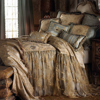 "Sweet Dreams - ""Crystal Palace"" Bed Linens - Horchow"