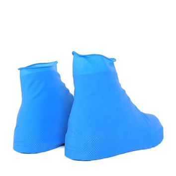 Waterproof High Shoe Covers-Resistant Water, 1 Pair