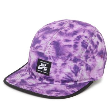 Nike SB Tie Dye 5 Panel Hat - Mens Backpack - Purple - One