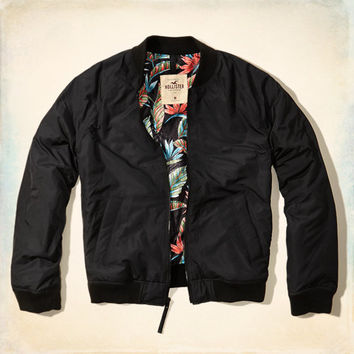 Arch Bay Bomber Jacket
