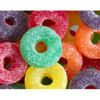 Jelly Rings Candy: 5LB Bag