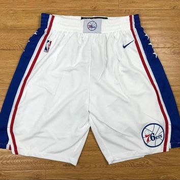 NBA Philadelphia 76ers Swingman Short