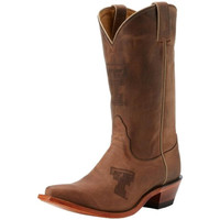Nocona Boots Womens Texas Tech Graphic Pull On Cowboy, Western Boots