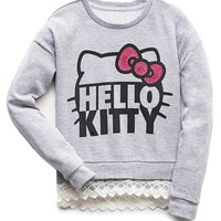 Dainty Hello Kitty Sweatshirt (Kids)